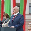 Александр Лукашенко:  Никто не в состоянии извне поколебать стабильность и независимость Беларуси