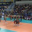 В чемпионатах Беларуси по волейболу начинаются «финалы четырех»
