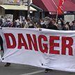 Во Франции фермеры и деятели культуры массово вышли на улицы