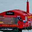 Федор Конюхов достиг Северного полюса на дрейфующей льдине