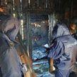 Два человека погибли во время пожара в Кировске