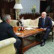 Александр Лукашенко и глава «Роскосмоса» Дмитрий Рогозин обсудили совместные проекты в космической сфере