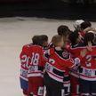 Минский «Локомотив» выиграл «Золотую шайбу» в младшей возрастной группе