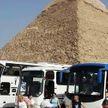 Прогремел взрыв возле пирамиды Гизы в Египте