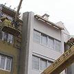 В Могилёве завершается строительство первого экспериментального электродома