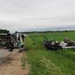 Легковушка и маршрутка столкнулись в Узденском районе: два человека погибли