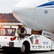 Самолет «Белавиа» в Минске задержали из-за столкновения с трапом