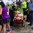 Шестеро пострадали от удара молнии во время турнира по гольфу в США