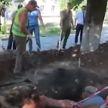 Жители Ростовской области попытались засыпать землей археологов, опасаясь установки на месте раскопок вышки 5G