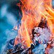 Баня едва не сгорела в Миорском районе