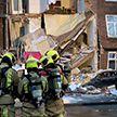 Взрыв в Гааге: обрушились фасады трёх домов