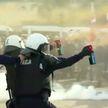 В Польше полиция применила слезоточивый газ против «ковид-диссидентов»