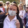 Женские протесты на улицах Минска: кто ими руководит?
