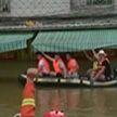 Последствия наводнения устраняют в Китае