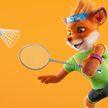 Лисёнок Лесик представил в видеоролике виды спорта II Европейских игр (ВИДЕО)