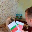 Оракул гусь Харвистер пророчит Беларуси чемпионство по пляжному футболу II Европейских игр