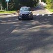 Такси сбило пешехода в Гродно