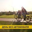 Международный День без автомобиля прошел в Минске