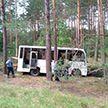 ДТП под Воложином: водитель рейсового автобуса умер за рулём