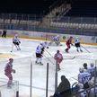 Чемпионат Беларуси по хоккею: поединок «Юности» и «Гомеля» состоялся в Минске