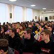 День открытых дверей ГУВД Мингорисполкома собрал более 300 юношей и девушек