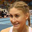Эльвира Герман показала третий результат сезона в мире на чемпионате Беларуси