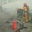 Загорелась гимназия в Фаниполе, эвакуировали более 770 человек