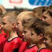 Этап республиканских соревнований по футболу среди детей и подростков «Кожаный мяч» на призы Президентского спортивного клуба прошёл в Минске