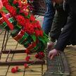 В Бресте правоохранители почтили память коллег, погибших при исполнении