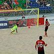 Пляжный футбол: белорусы уверенно обыграли на домашнем песке команду Турции в рамках Евролиги