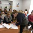 Первое рабочее место по распределению получили будущие воспитатели детских садов