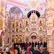 Хор Валаамского монастыря выступил под сводами храма-памятника в честь Всех святых в Минске