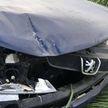 Авто LADA врезался в трактор в Барановичском районе