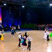 Вальс, квикстеп, самба и ритмы джайва: лучшие пары Беларуси участвовали в чемпионате Беларуси по танцевальному спорту в Минске