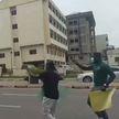 В столице Нигерии проходят жёсткие столкновения с полицией