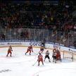 Омский «Авангард» одержал победу над московским ЦСКА в розыгрыше хоккейного Кубка Гагарина