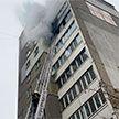На ул. Голубева горела квартира в многоэтажке, эвакуированы 20 человек