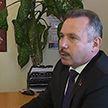 Прием граждан в Костюковичах провёл член Совета Республики Виктор Ананич