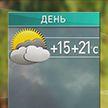 Прогноз погоды на 17 октября: в середине дня +15..+21°С