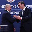 Лукашенко в Сербии: «Мы ваши друзья»