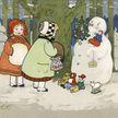 5 странных рождественских ретрооткрыток, которые 100 лет назад казались милыми