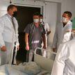 В Астрахани 30 человек отравились хлором в бассейне