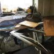В Минске из-за пожара в квартире погиб мужчина