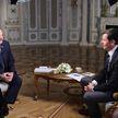 Лукашенко в интервью CNN рассказал, когда уйдет отставку