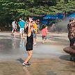 Водный фестиваль впервые устроили в Тбилиси