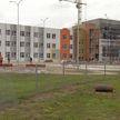В Гомеле за полгода построили новую школу. Посмотрите, как она выглядит снаружи и внутри!