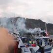Во Франции рыбаки протестуют против массового строительства морских энергоустановок