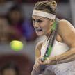 Теннис: Арина Соболенко пробилась в четвертьфинал турнира в Пекине
