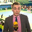 Кубок Дэвиса в Минске: белорусские теннисисты играют против сборной Португалии
