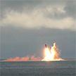 Минобороны РФ показало видео пуска баллистических ракет (ВИДЕО)